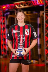 Jennifer Rode - TSV Bayer 04 Leverkusen 2018/19