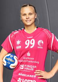 Vanessa Plümer - HSG Bad Wildungen Vipers 2019/20