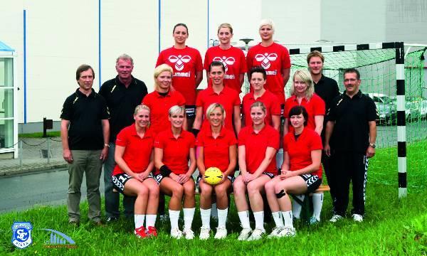 Teamfoto SC Riesa 2010/11