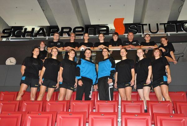 SG Kickers Sindelfingen - Team 2011/12 für Topnews