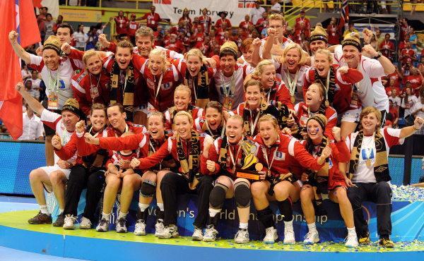 Weltmeister Norwegen