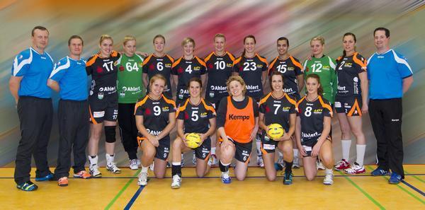 Mannschaftsfoto SC Greven 09 Saison 2012/13