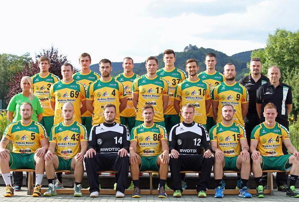 HSV Bad Blankenburg, Team 3. Liga Ost 2014/15
