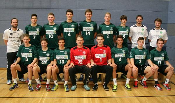Teamfoto - SC DHfK Leipzig U19