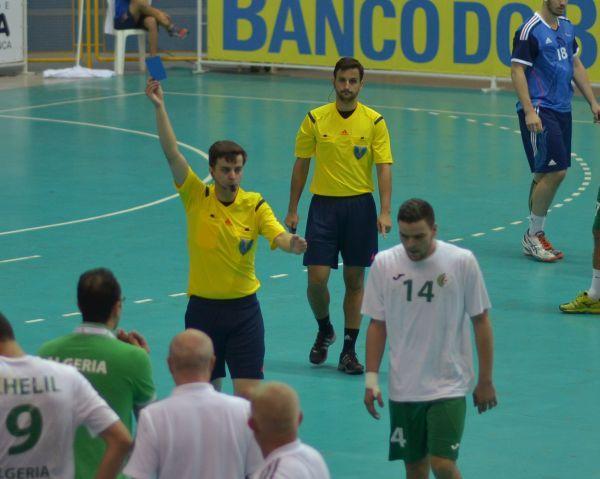 Handball Blaue Karte.Die Neuen Regeln Unter Der Lupe Folge 2 Die Blaue Karte