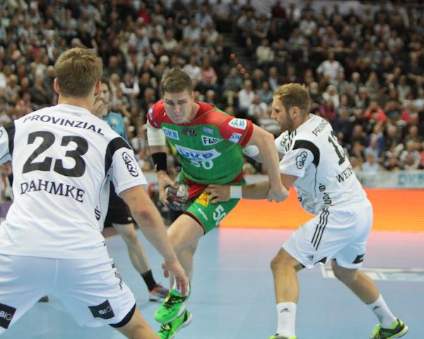 wer überträgt handball