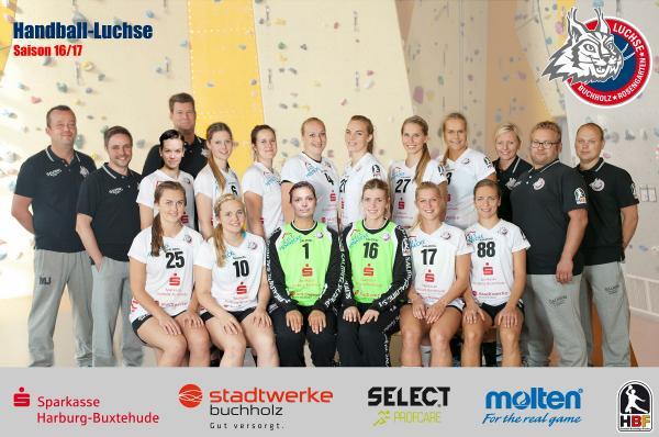 Team 2016/17, SGH Rosengarten-Buchholz