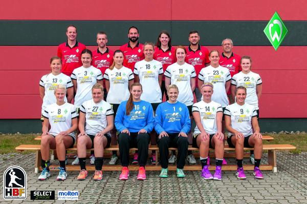 Team 2016/17, SV Werder Bremen