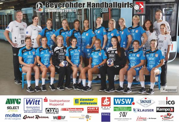 Team 2016/17 TV Beyeröhde