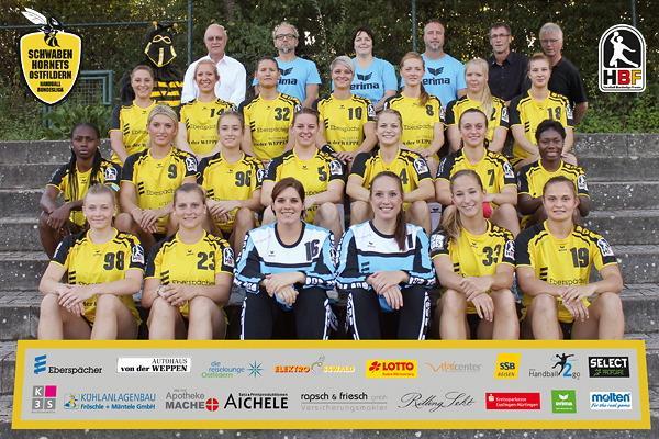 Team 2016/17 TV Nellingen