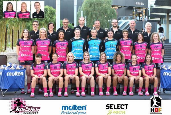 Team TuS Metzingen 2016/17