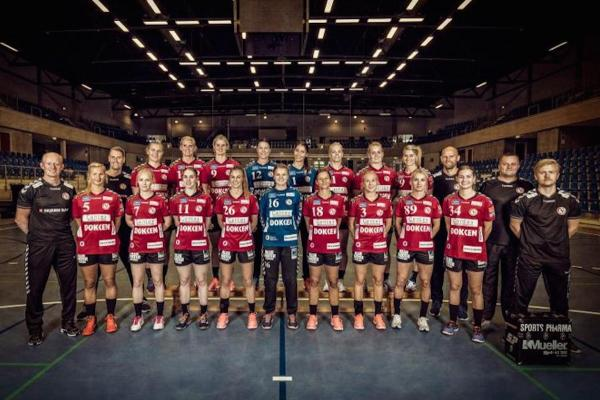 Team Esbjerg, CL 2016/17