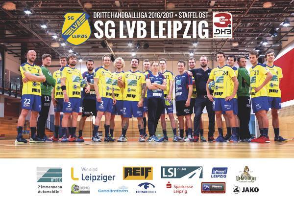 SG LVB Leipzig, 3. Liga Ost Saison 2016/17