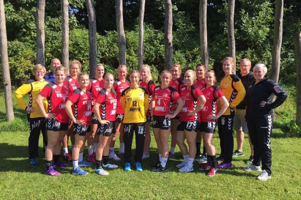 HSG Jörl-Doppeleiche Viöl, 3. Liga, Saison 2016/17