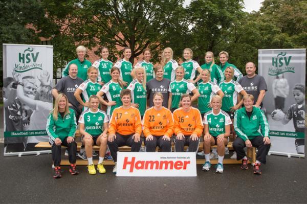 HSV Minden-Nord, 3. Liga, Saison 2016/17