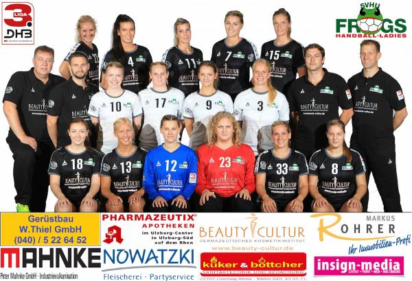 SV Henstedt-Ulzburg, 3. Liga, Saison 2016/17