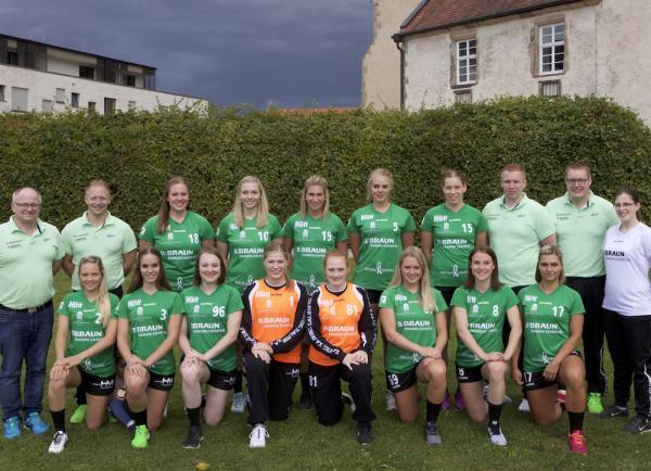 SG 09 Kirchhof, Mannschaftsfoto Saison 2016/17