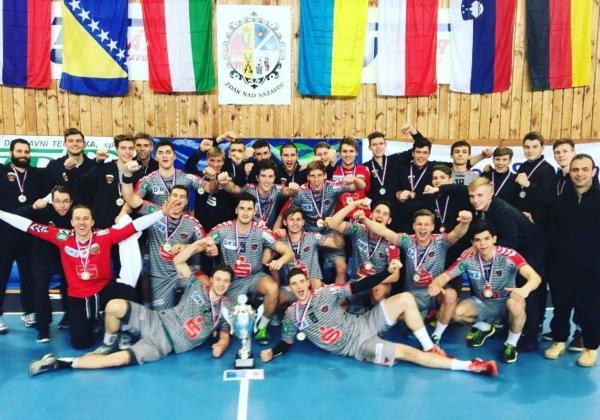 Füchse Berlin Jugendmannschaften Handball