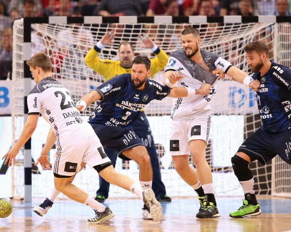 Flensburg and Kiel had this season a German duel in the group stage, in 2019/20 the Bundesliga will one have one secure place in the Champions League