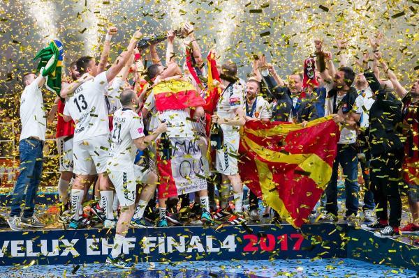 handball champions league sieger