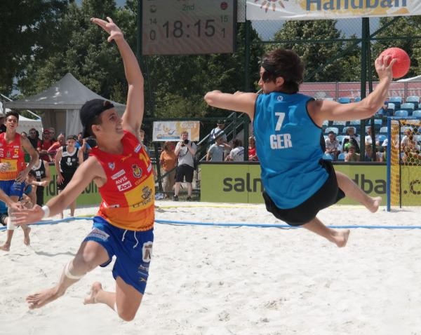 Ehf Started Registration Process For Younger Age Beach