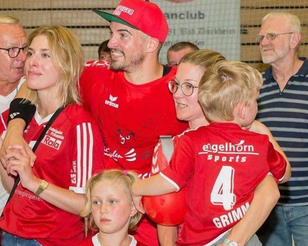 Philipp Grimm, Verabschiedung TSG Friesenheim