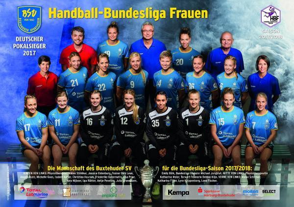 Buxtehuder SV, HBF 2017/18