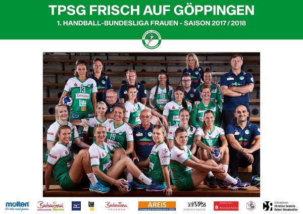 Frisch Auf Göppingen, HBF 2017/18