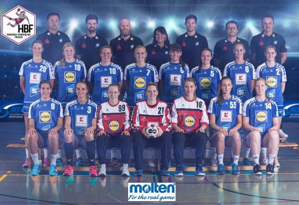 Neckarsulmer Sport-Union, HBF 2017/18