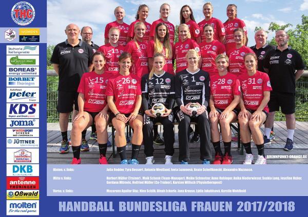 Thüringer HC - HBF 2017/18