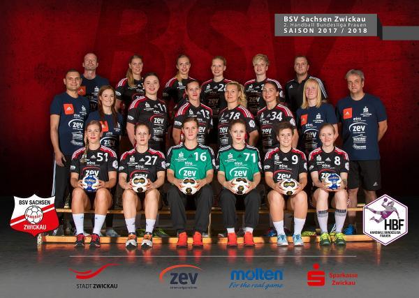 BSV Sachsen Zwickau - HBF2 2017/18