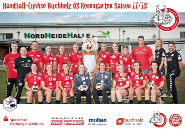 HL Buchholz-Rosengarten, HBF2 2017/18