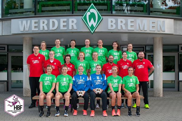 SV Werder Bremen, HBF2 2017/18