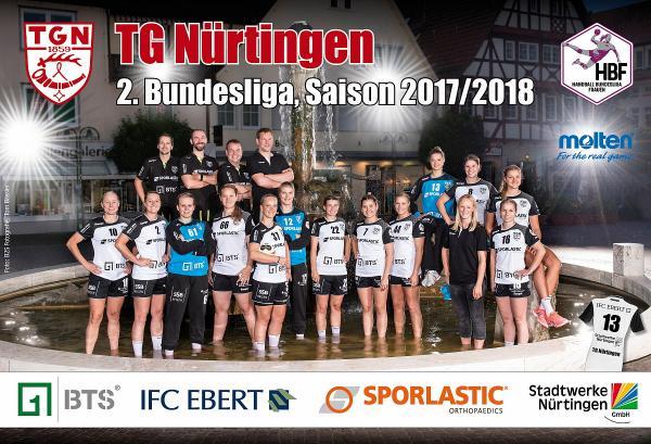 TG Nürtingen, HBF2 2017/18