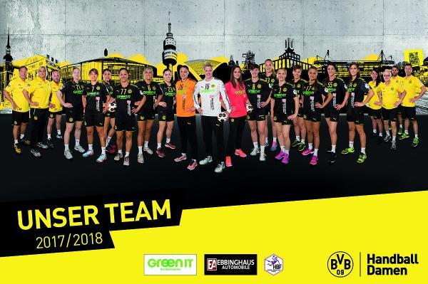 Team Borussia Dortmund 2017/18