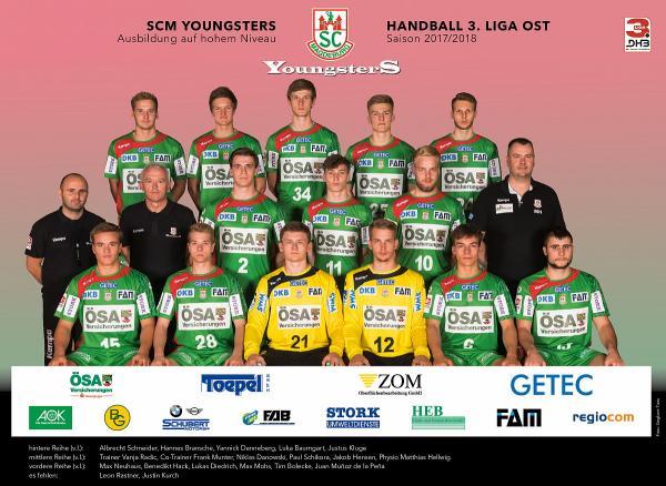 Team SC Magdeburg II 2017/18