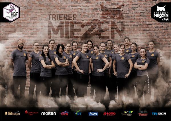 Team DJK/MJC Trier 2017/18