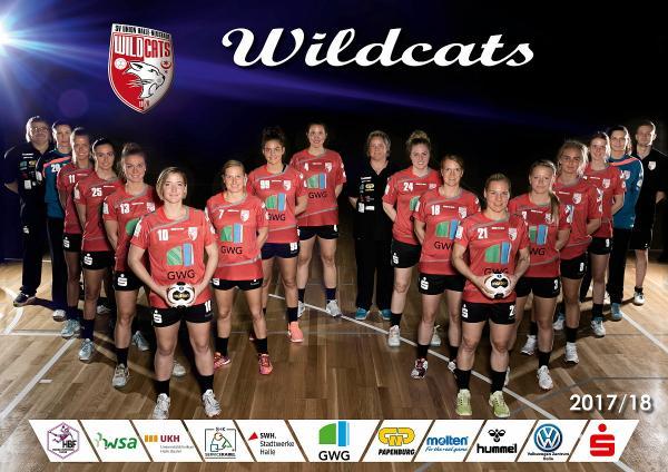 Team SV Union Halle-Neustadt 2017/18