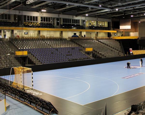 Arena Trier Heute