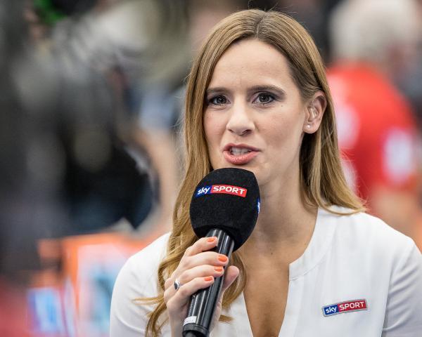 Moderatorin Christina Rann Bestatigt Abschied Von Sky