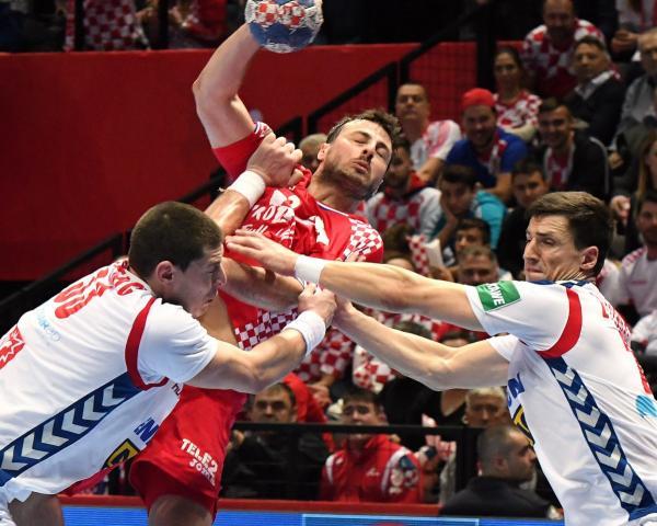 Handball Em In Liveticker Tv Und Livestream Kroatien