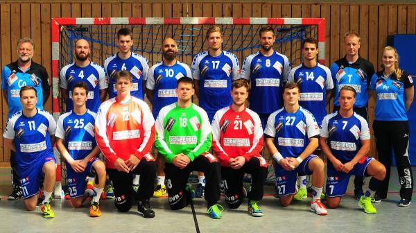 ATSV Habenhausen, Mannschaftsfoto 2017/18 3. Liga West