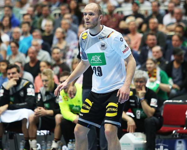 Tim Hornke schaffte den Sprung ins Nationalteam