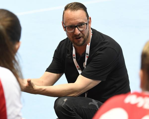 Schweiz-Nationaltrainer Martin Albertsen