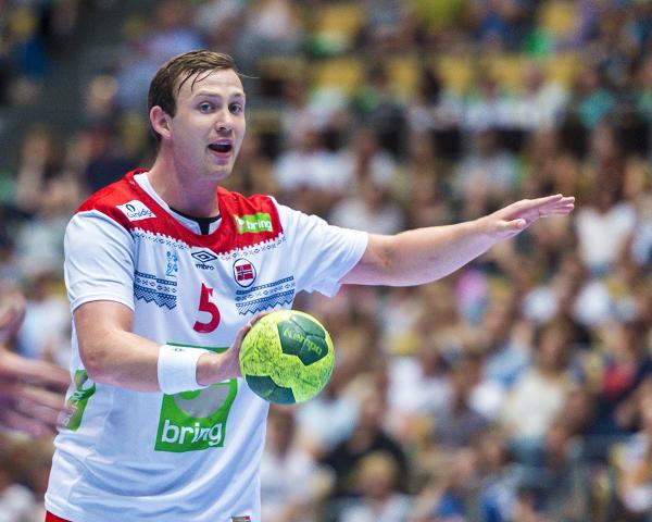 Sander Sagosen Hopes For A Fairy Tale Time With Thw Kiel