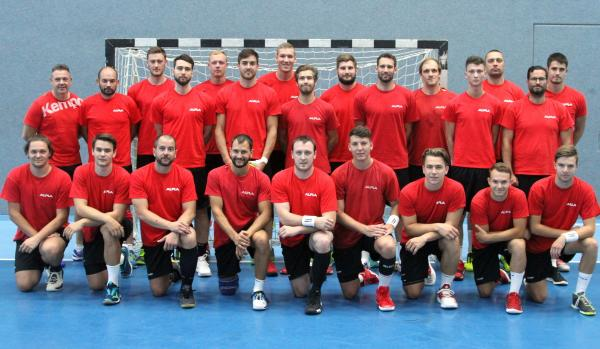 Alpla HC Hard, Team 2018/19