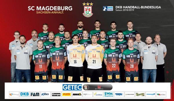 SC Magdeburg, DKB HBL 2018/19