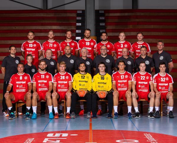 SG VTB/Altjührden, Mannschaft Saison 2018/19