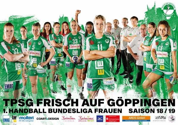 Team HBF1 - Frisch Auf Göppingen 2018/19