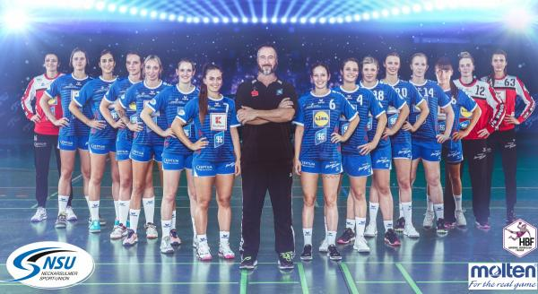 Team HBF1 - Neckarsulmer Sport-Union 2018/19